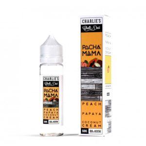 Pacha Mama Peach Papaya Coconut Cream