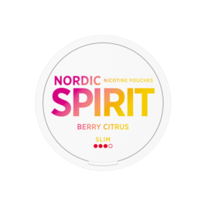 Nordic Spirit Berry Citrus Slim Strong