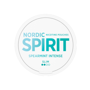 Nordic Spirit Spearmint Intense Snus
