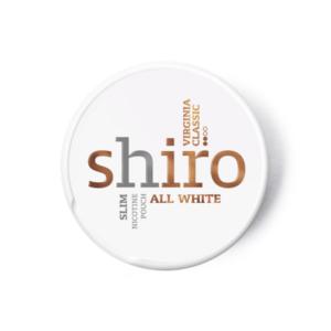 Woreczki nikotynowe Shiro Virginia Classic